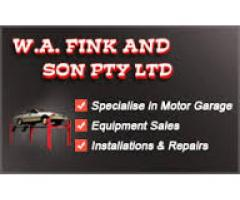 W.A. Fink and Son Pty Ltd