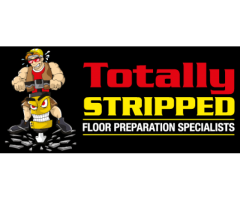 Totally Stripped - Floor Strippers Brisbane, Gold Coast, Sydney