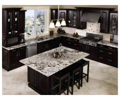 Marble Like Quartz Stone Solid Surface Non-porous